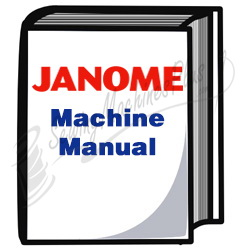 Janome Memory Craft 15000 (MC15000) Machine Manuals