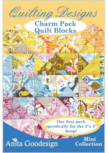 Anita Goodesign Charm Pack Quilt Blocks 113MAGHD