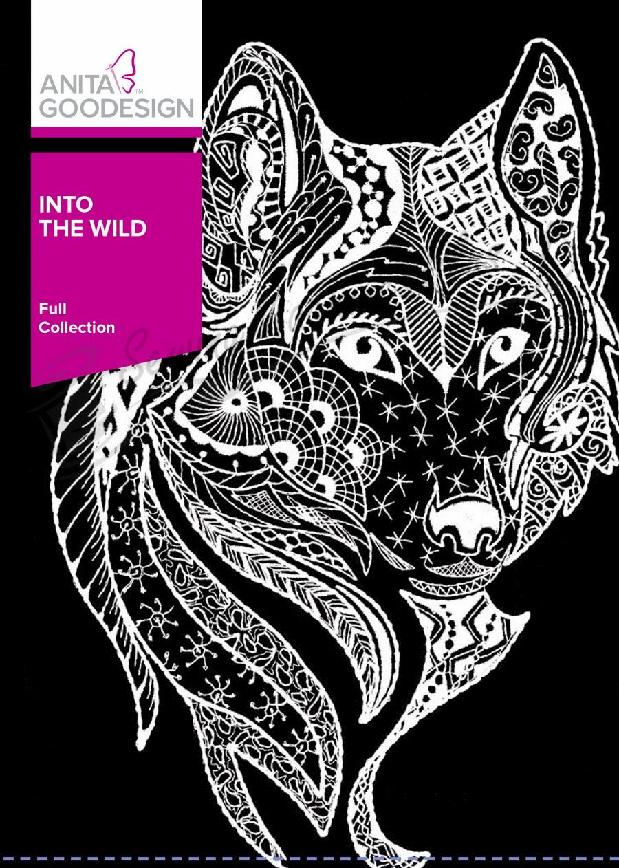 Anita Goodesign Into The Wild (267AGHD)