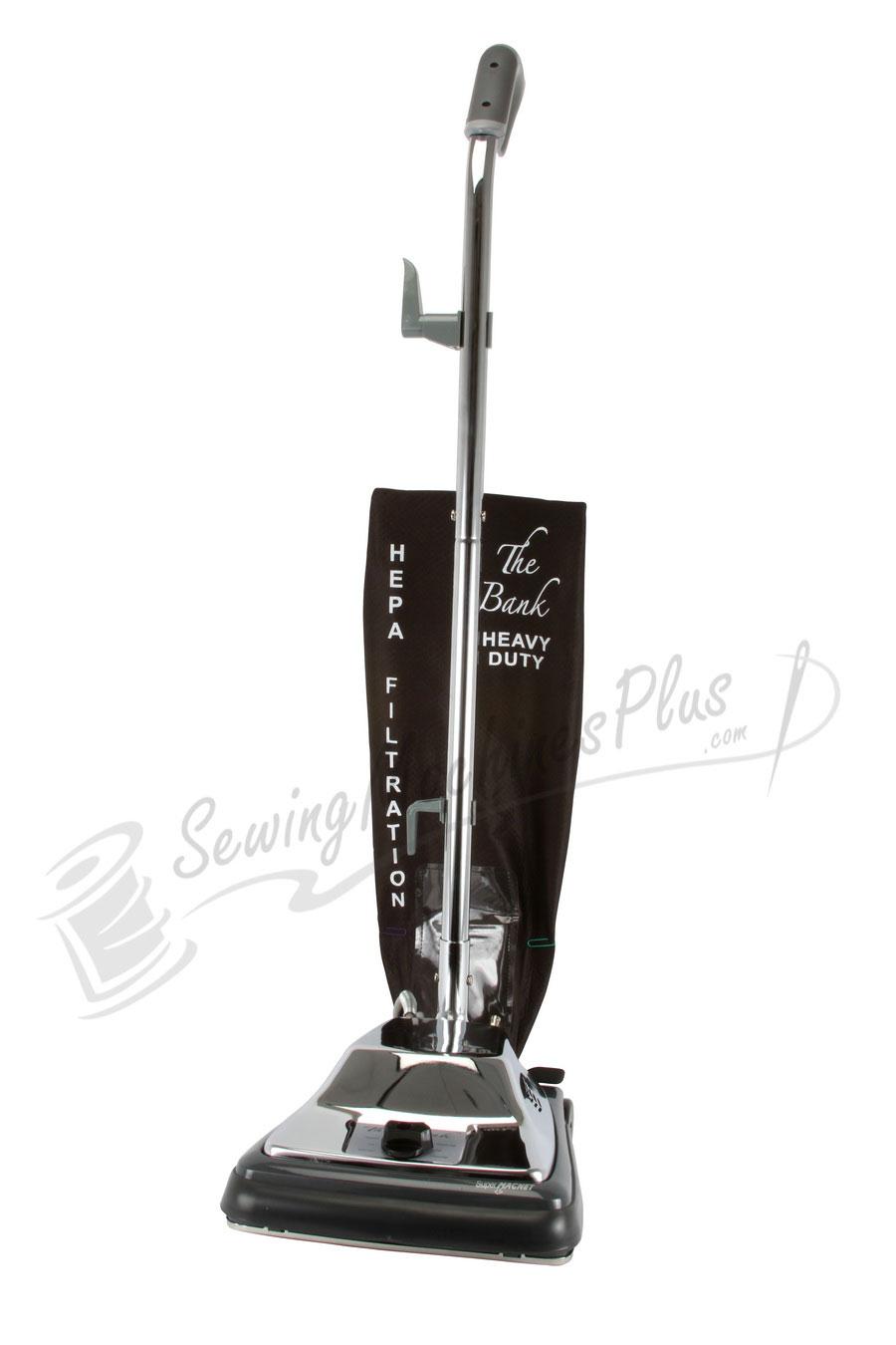 The Bank Heavy Duty Upright Vacuum
