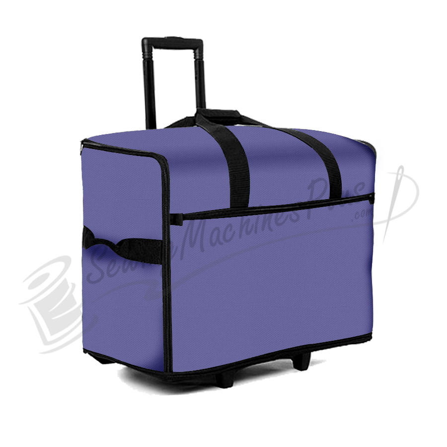 "Bluefig TB23 Wheeled Travel Bag 23"" - Purple"