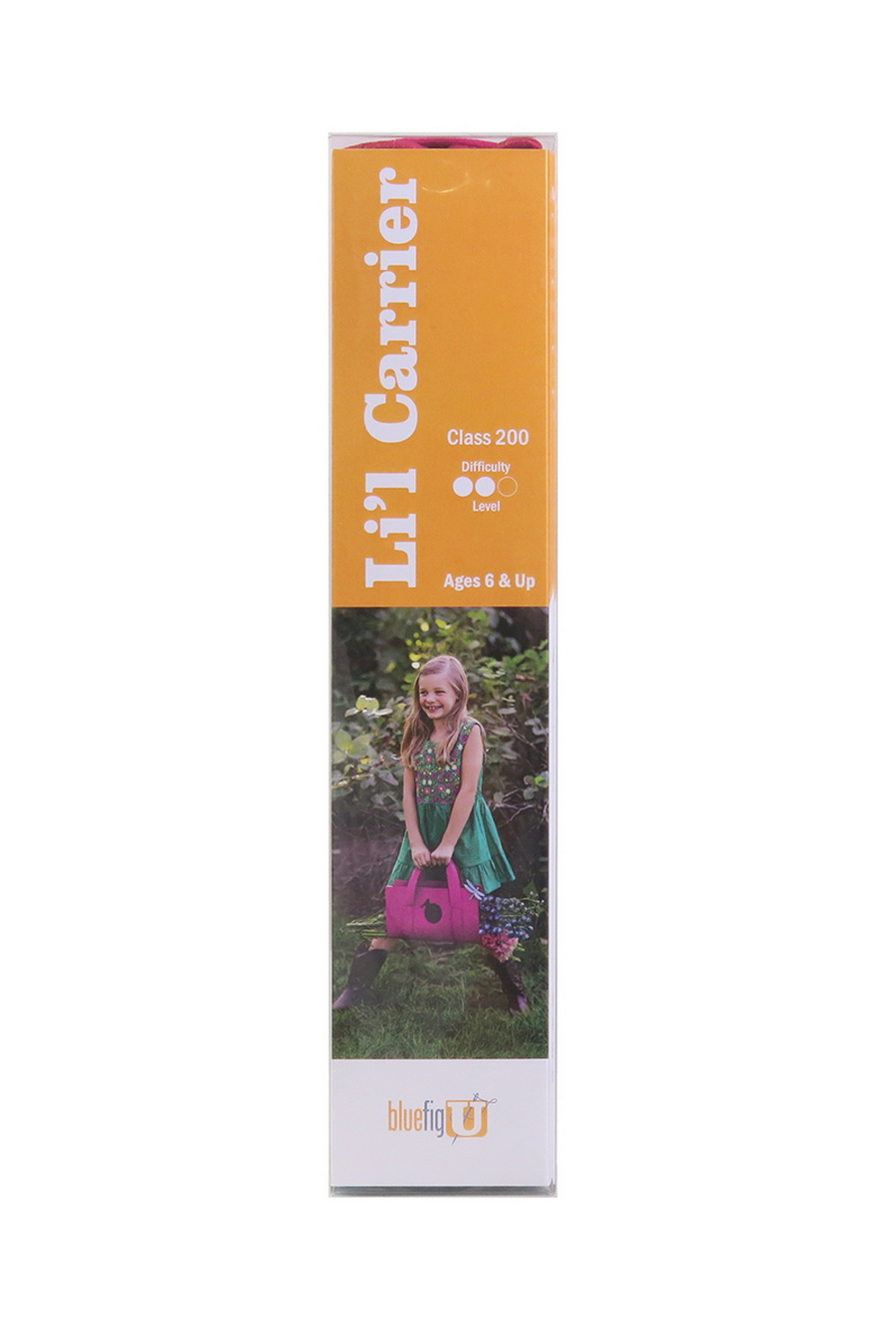 Bluefig University Learn to Sew Kit - Lil Carrier Class 200