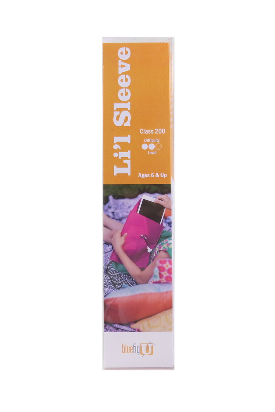 Bluefig University Learn to Sew Kit - Lil Sleeve Class 200