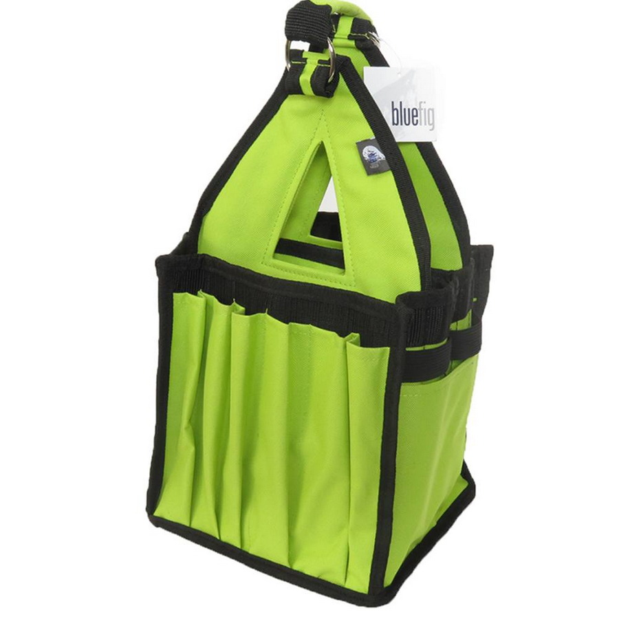 Bluefig CT Crafters Tote - Lime