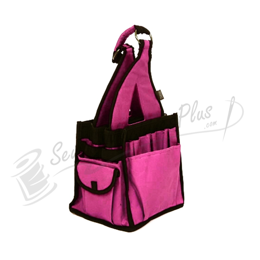Bluefig CT Crafters Tote - Pink