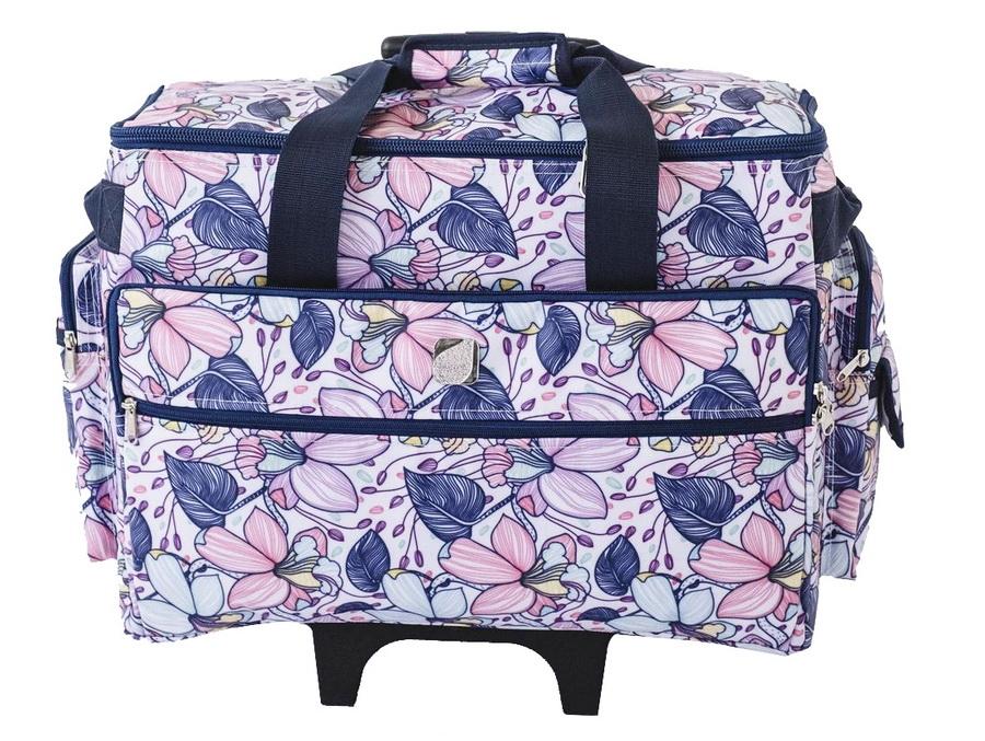 Bluefig Maisy 19 Inch Wheeled Sewing Machine - Maisy