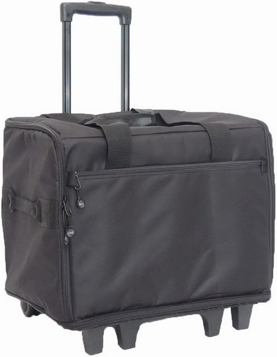 Bluefig STB-L Wheeled Serger Bag (Large) - Black