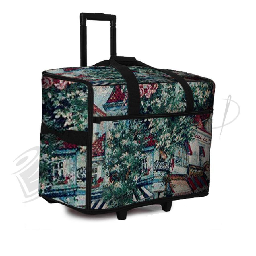 Bluefig STB-L Wheeled Serger Bag (Large) - Dawn