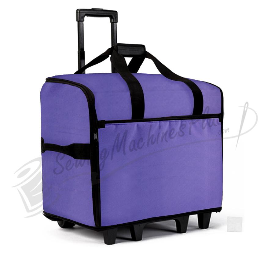 Bluefig STB-L Wheeled Serger Bag (Large) - Purple