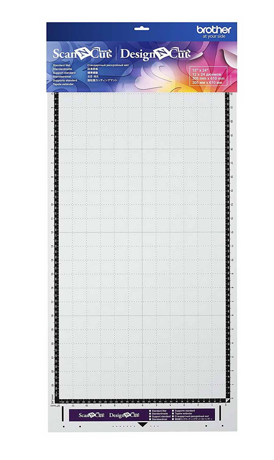 Brother Adhesive Standard Mat - 12in x 24in