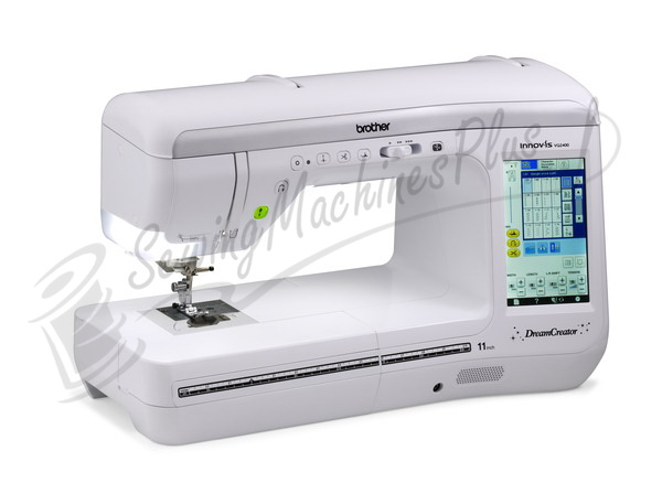 Brother DreamCreator Innov-is VQ2400 Affordable Quilting and Sewing