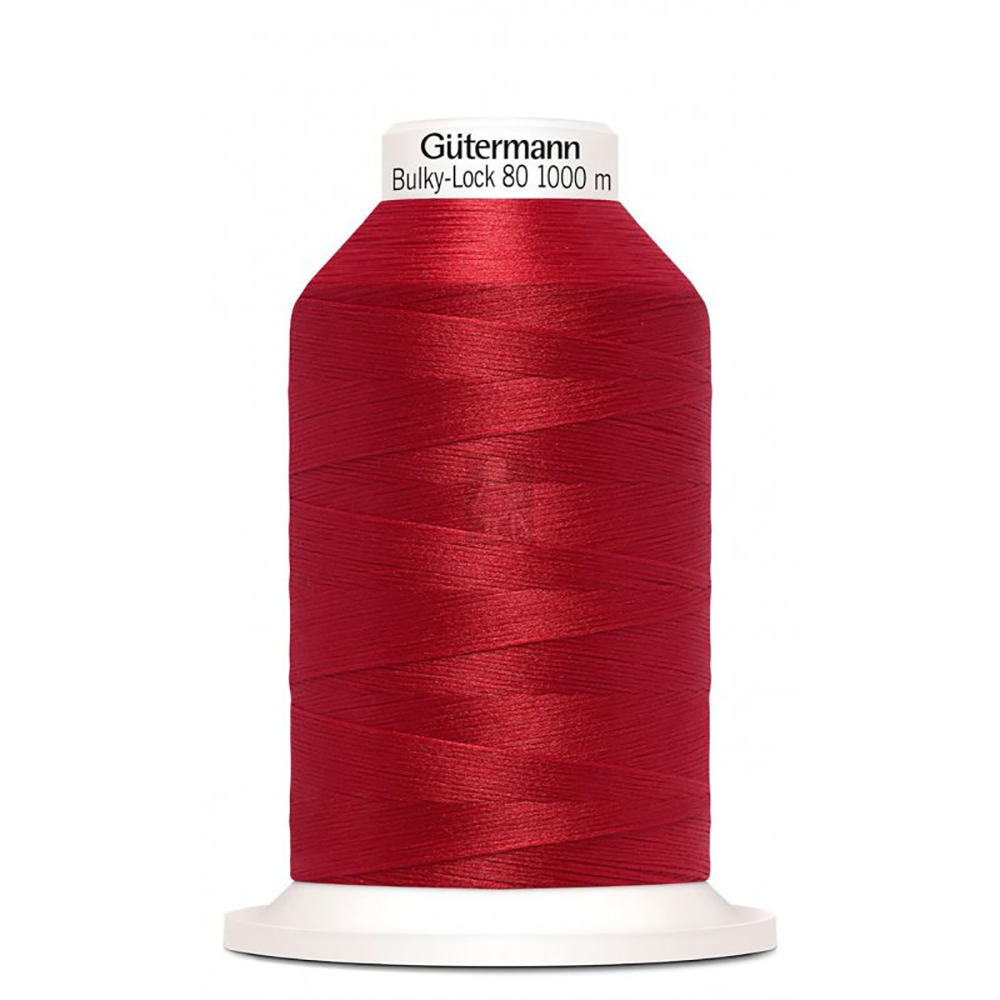 Bulkylock Serger Thread - Scarlet