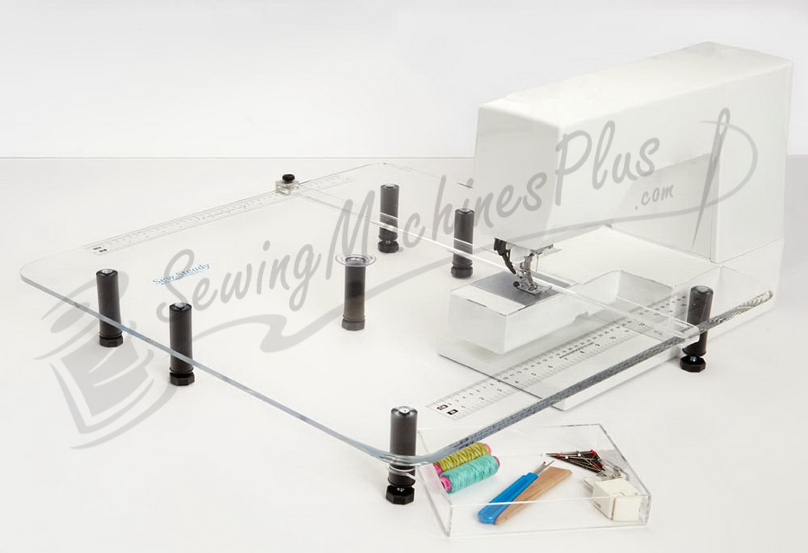 24in. x 24in. Sew Steady Extension Table for Free-arm or Embroidery Machines