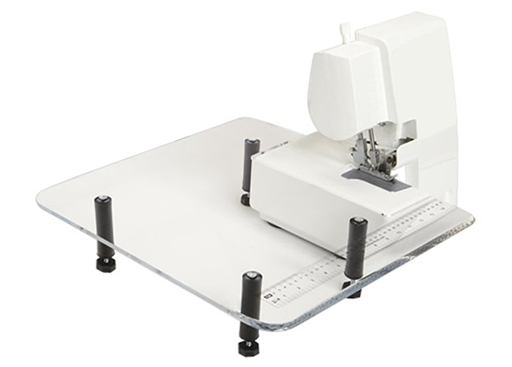 18in. x 18in. Sew Steady Extension Table for Sergers