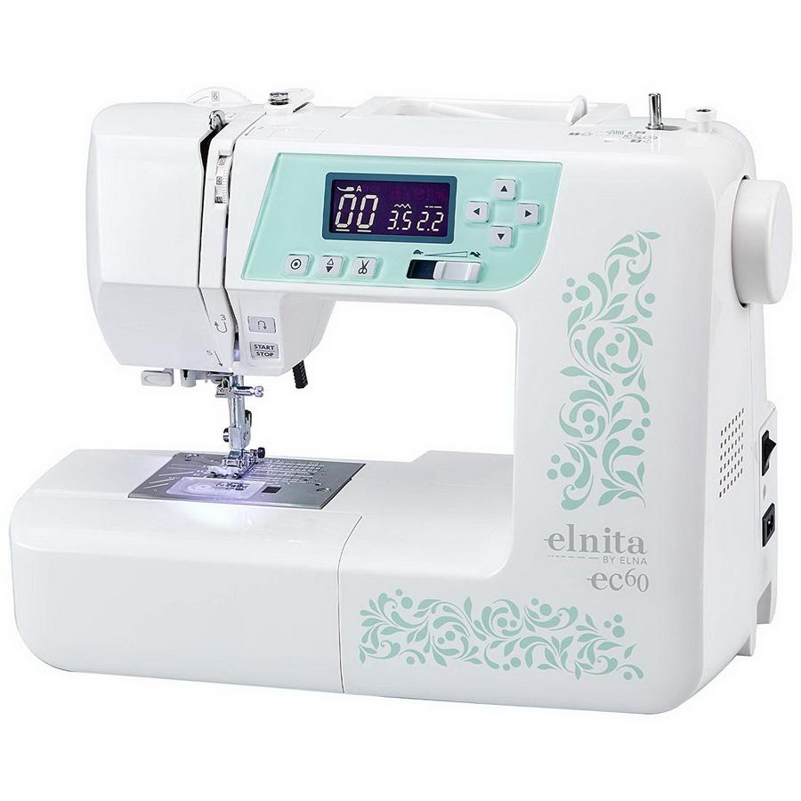 Elna Elnita EC60 Computerized Sewing Machine