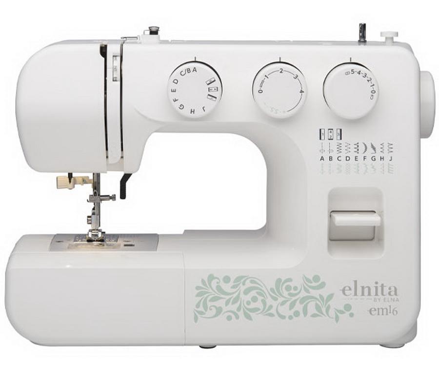 Elna Elnita EM16 Sewing Machine