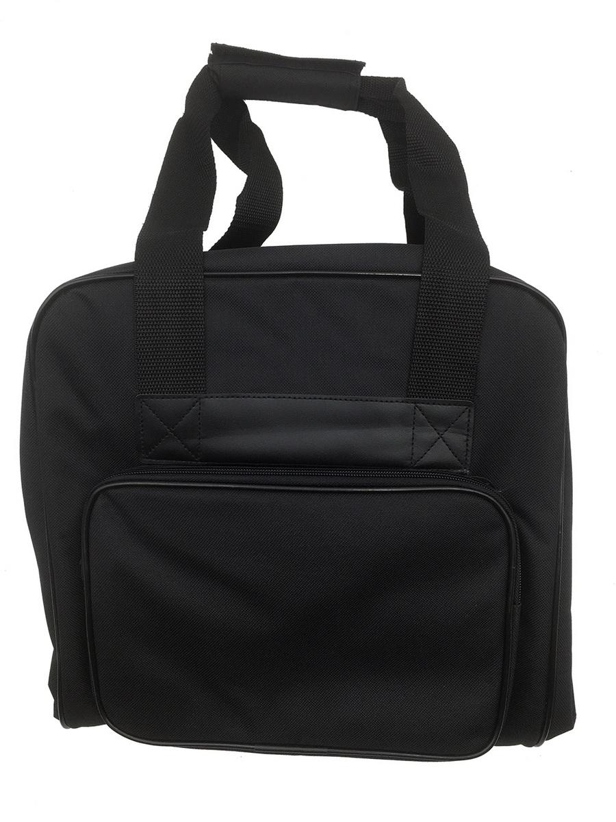 Doorbuster Black Serger Tote Bag
