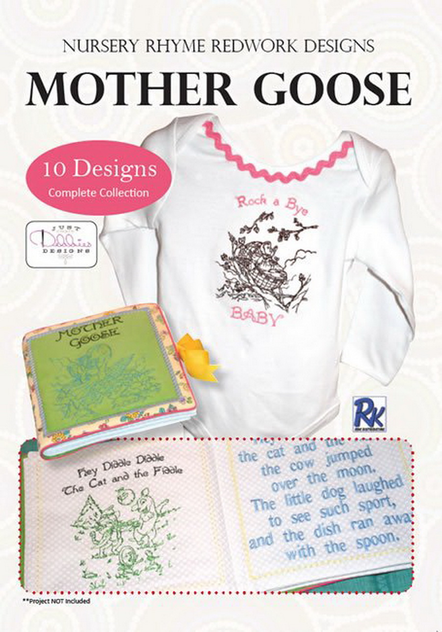 Mother Goose by Debbie Hofhines S-9161