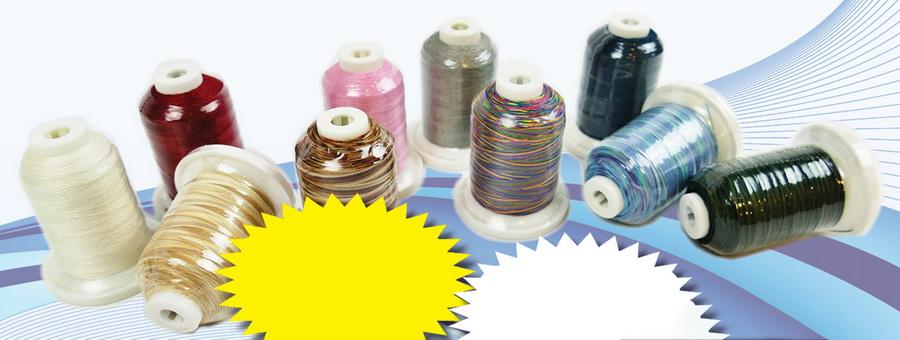 Floriani 10 Spool Quilt Thread Set