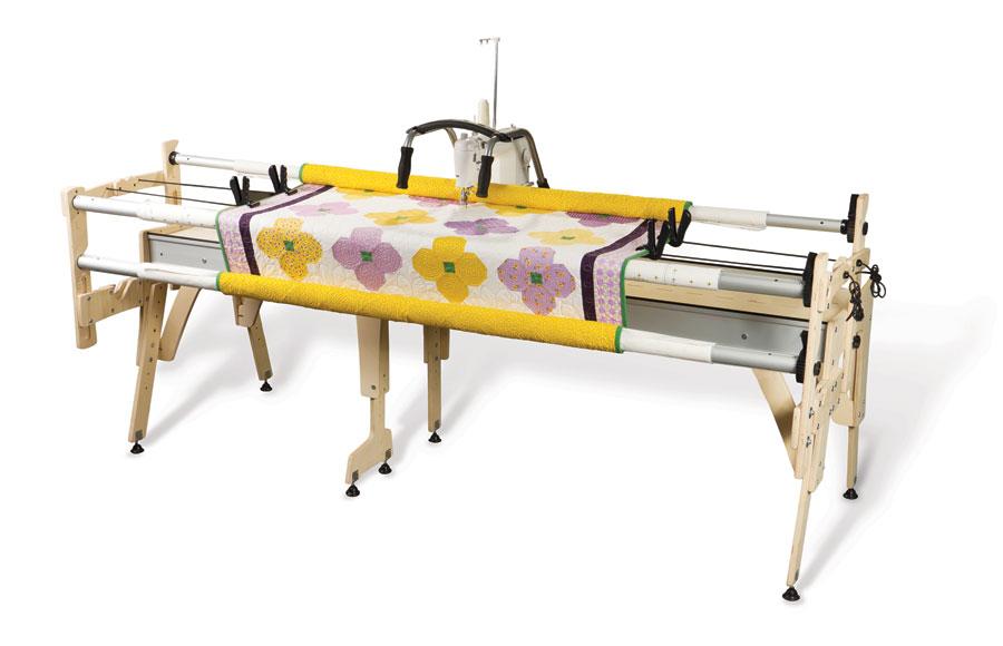 Gracie Queen Machine Quilt Frame