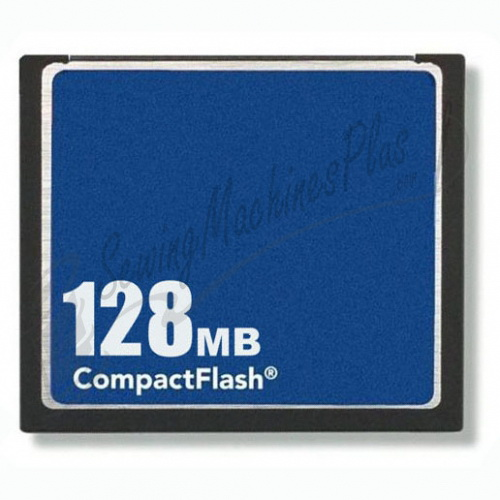 128MB Compact Flash Card