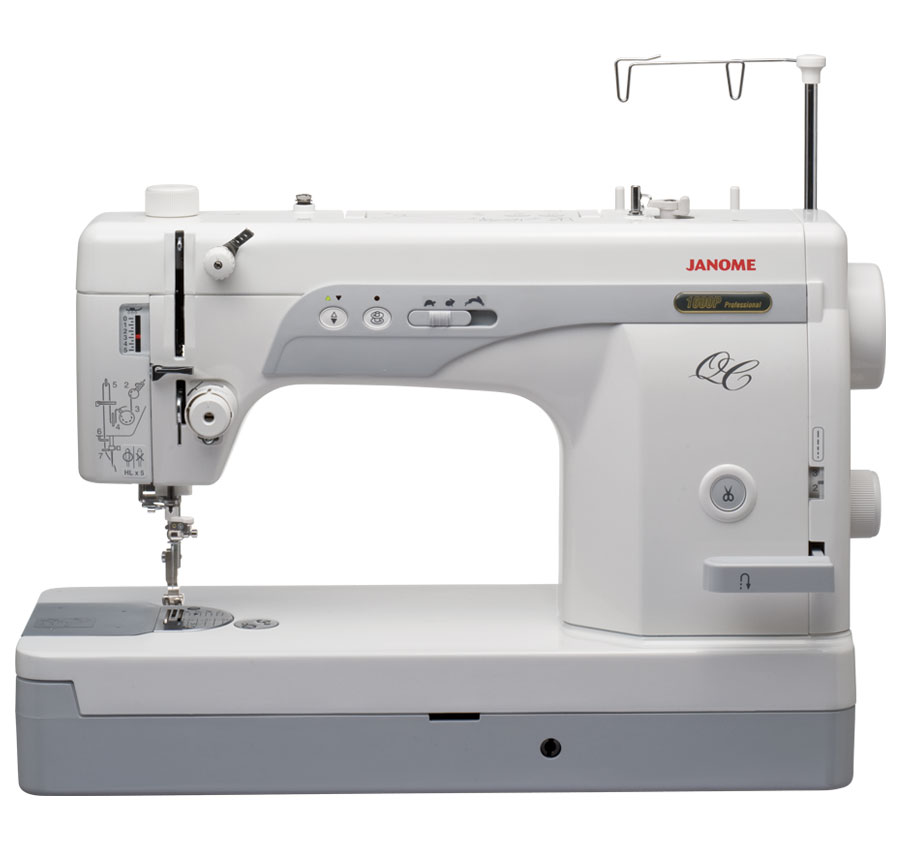 Refurbished Janome 1600P-QC High-speed Straight-Stitch Machine