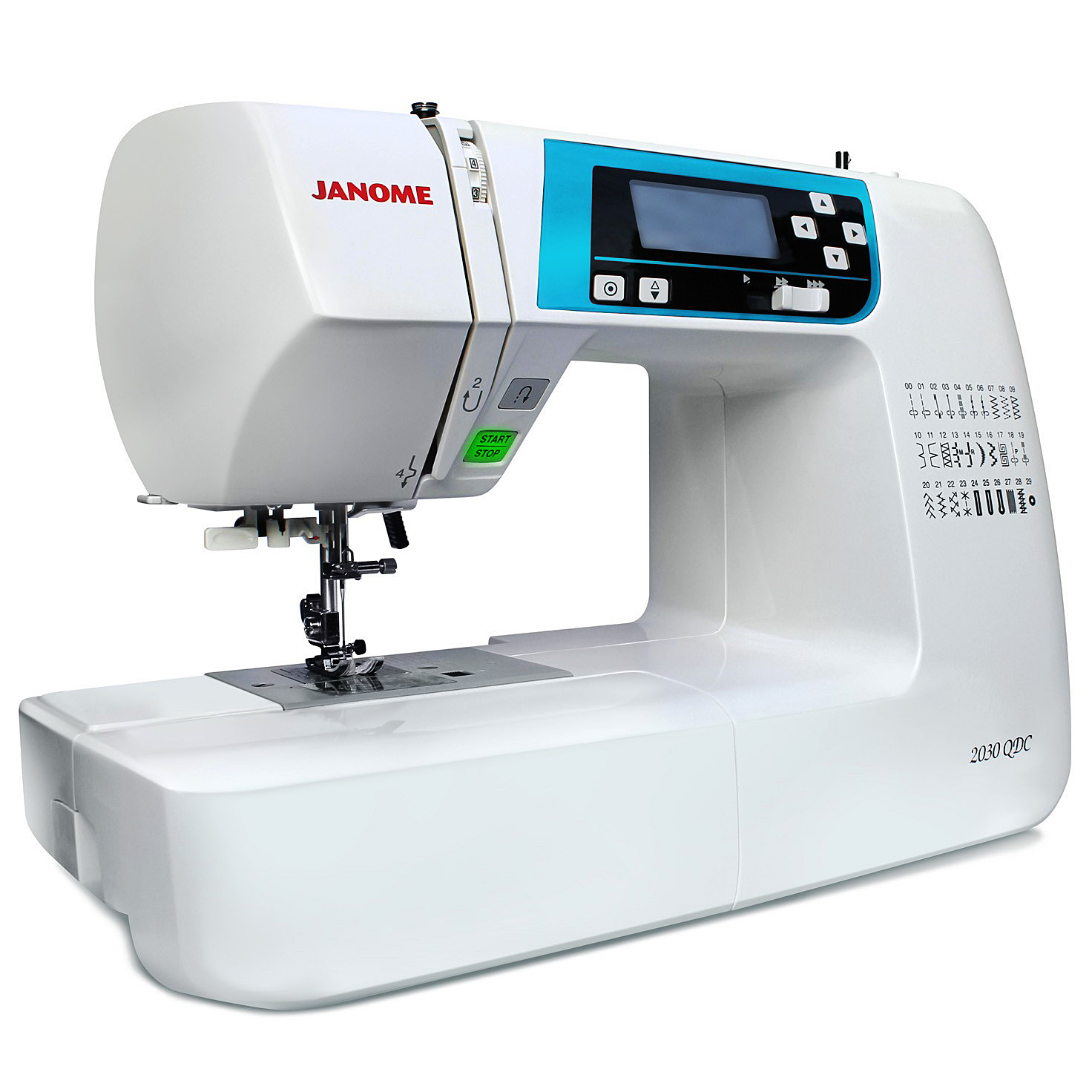 Janome New Home 2030QDC-B Sewing Machine JNH2030QDC-B