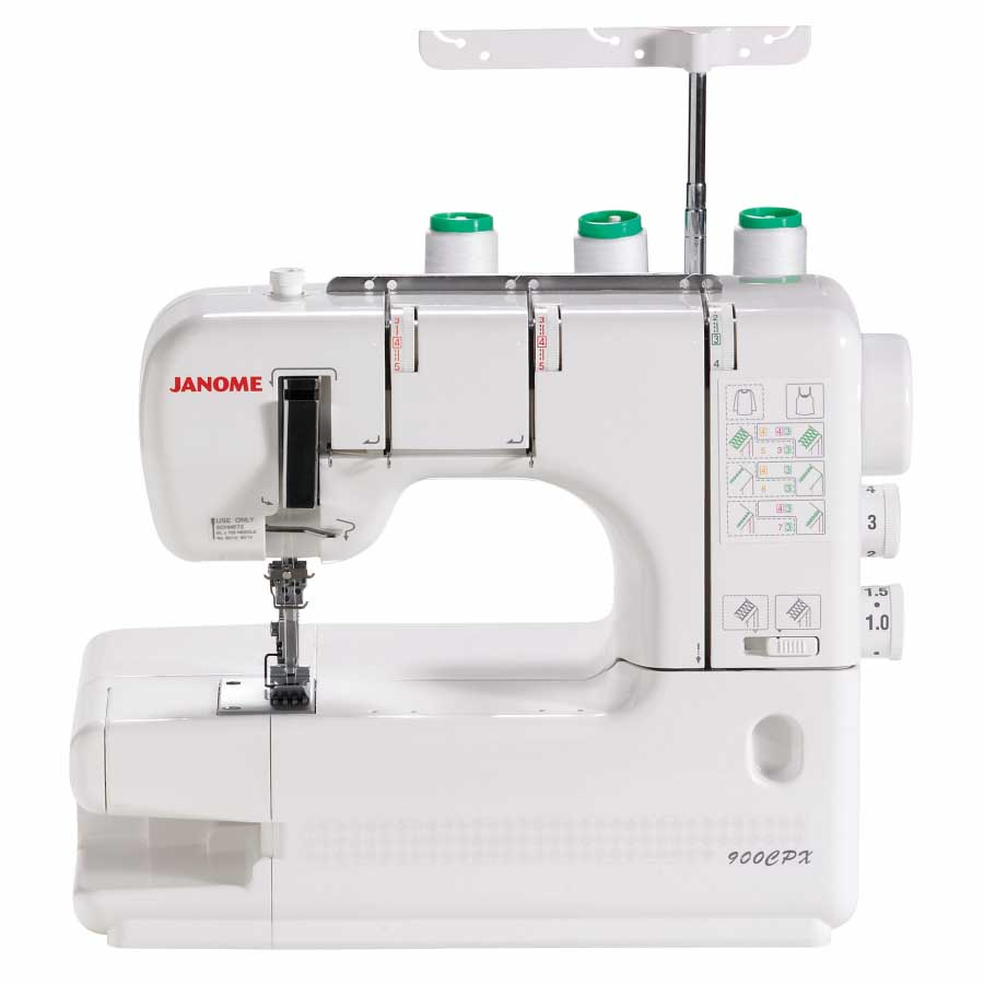 Refurbished Janome CoverPro 900CPX Cover Hem Machine