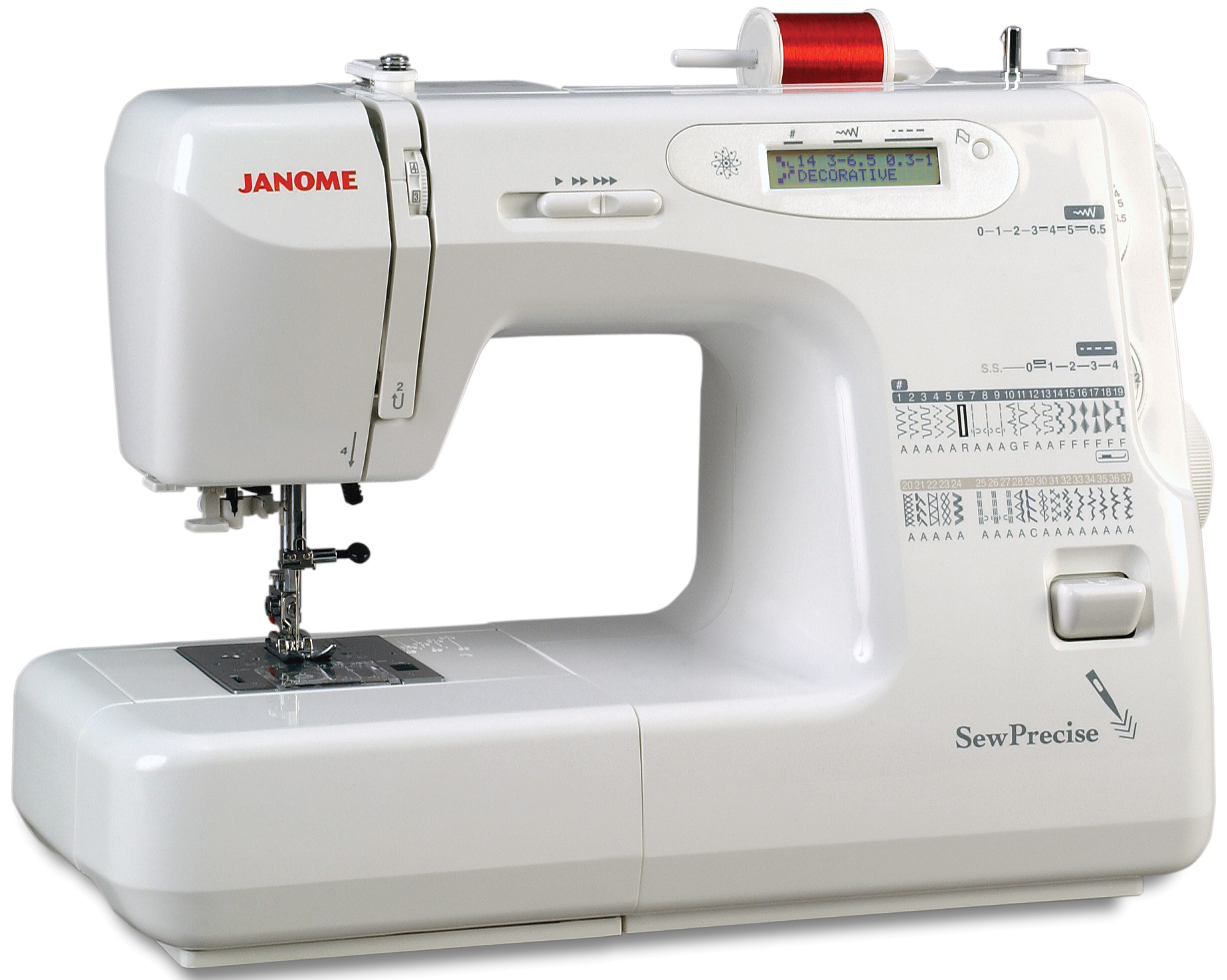 Janome Sew Precise Sewing Machine
