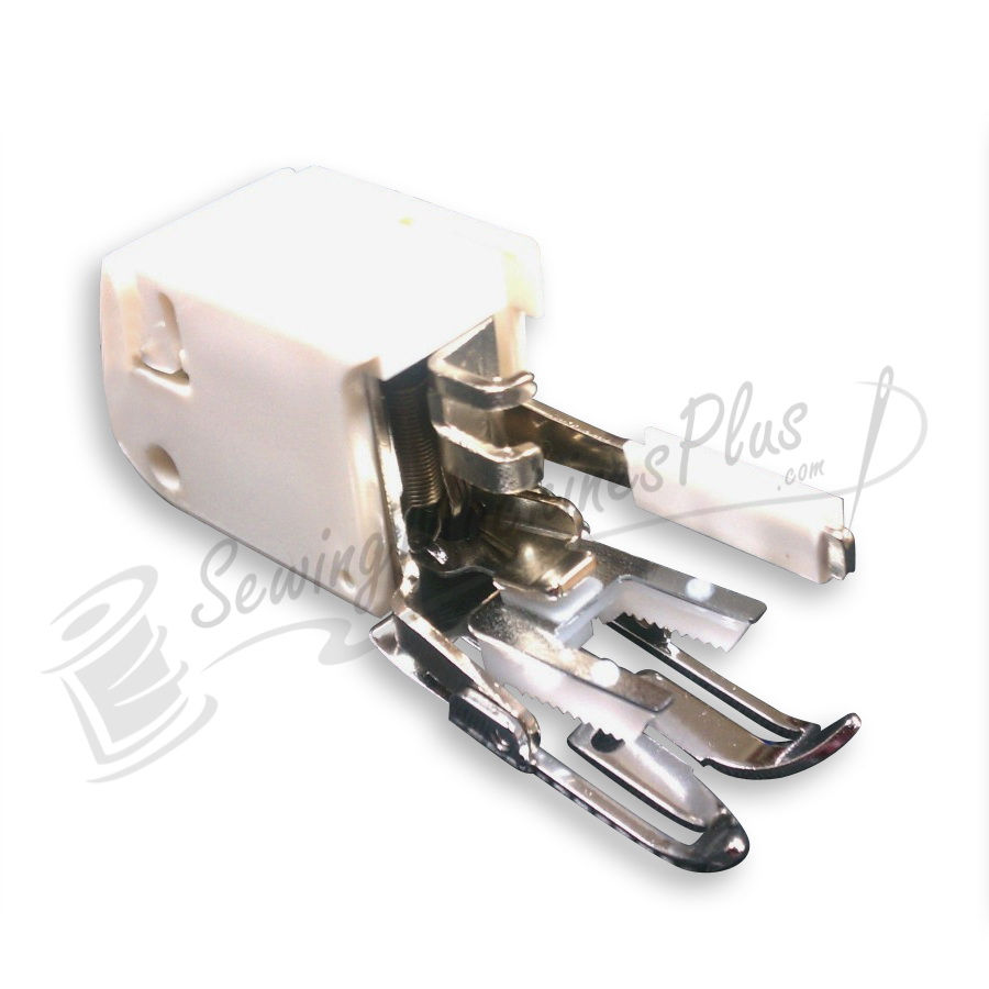 Janome Convertible Even Feed Foot Set for Low Shank Horizontal Rotary Hook Models 214517004