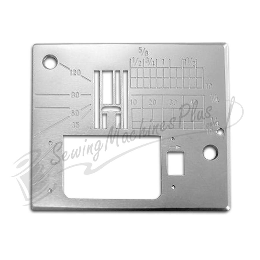 Janome 6600 Needle Plate 3846300009