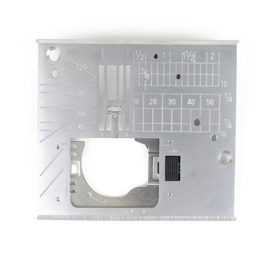 Janome Needle Plate for MC7700P, MC7700QCP