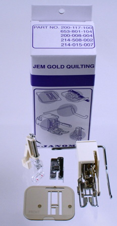Janome Quilting Attachment Kit (200092108)