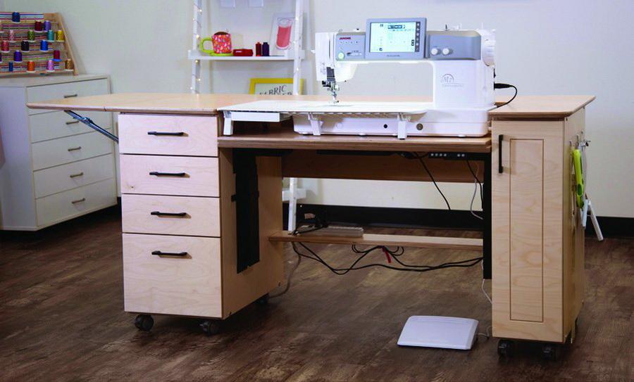 Eddycrest Janome Exclusive Cabinet 6028XL