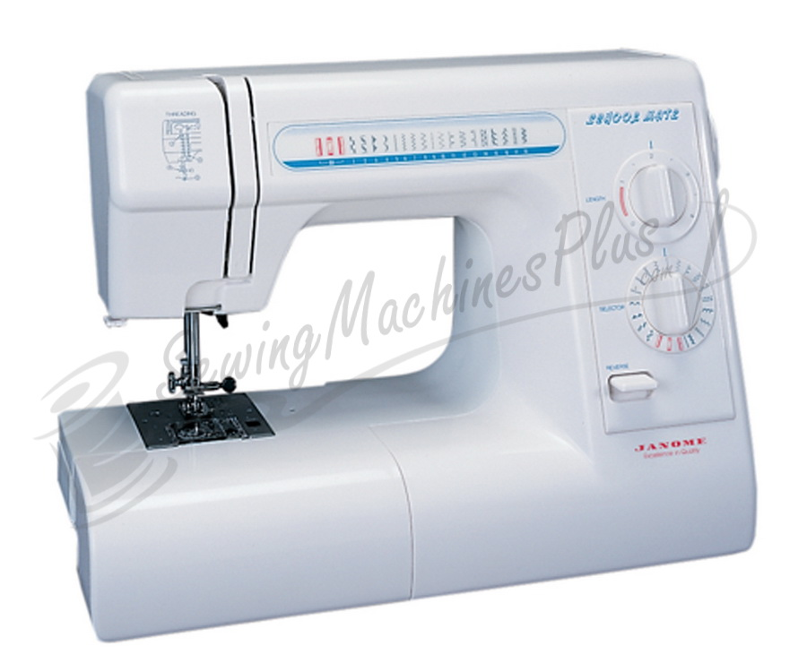 Janome Schoolmate S-3015 Sewing Machine
