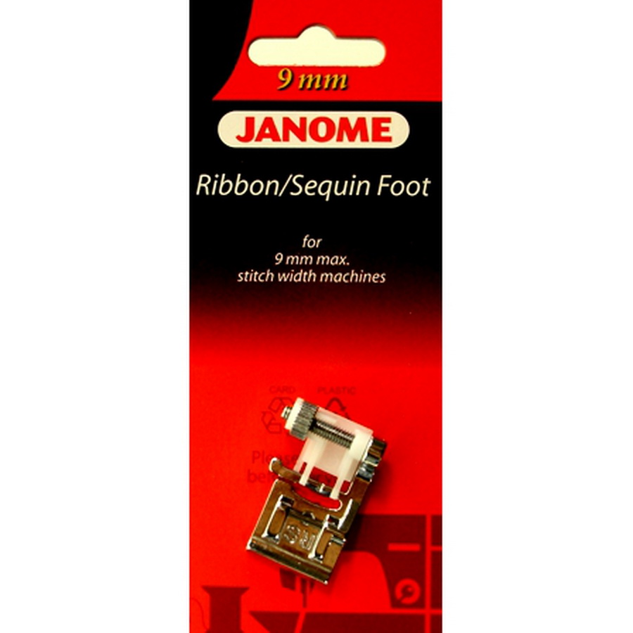 Janome Ribbon/Sequin Foot - #202090009