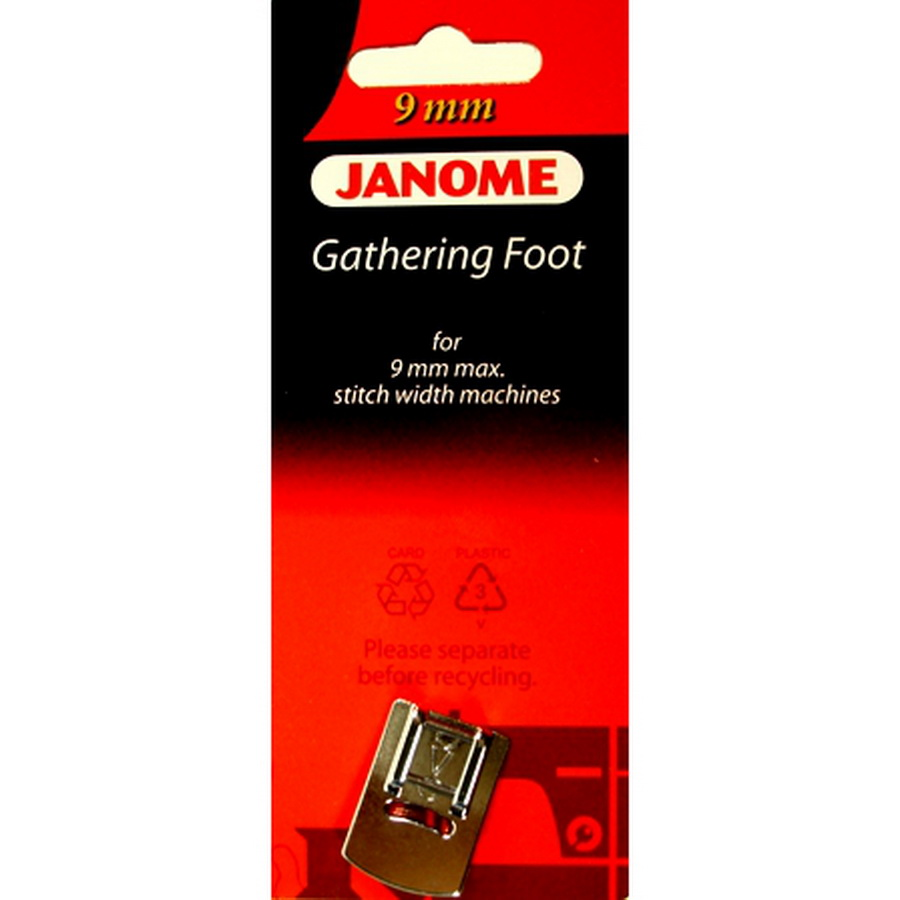 Janome Gathering Foot - #202096005