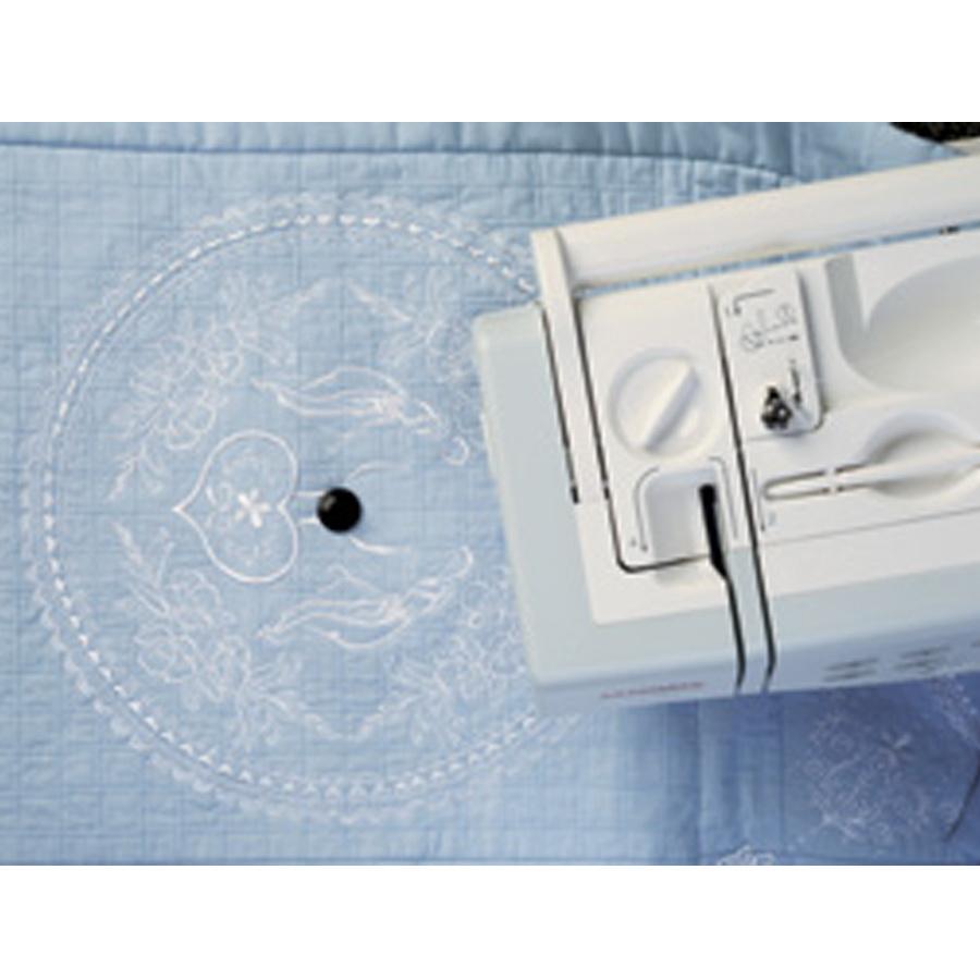 Janome Circular Sewing Attachment for Easy Set Bobbin - 202135007