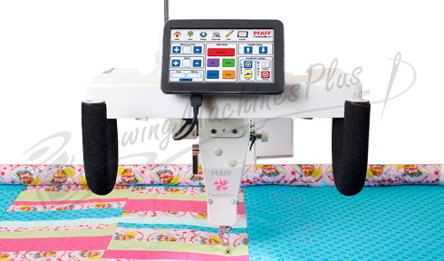 Pfaff Quilt Artist II - Automated Quilting System