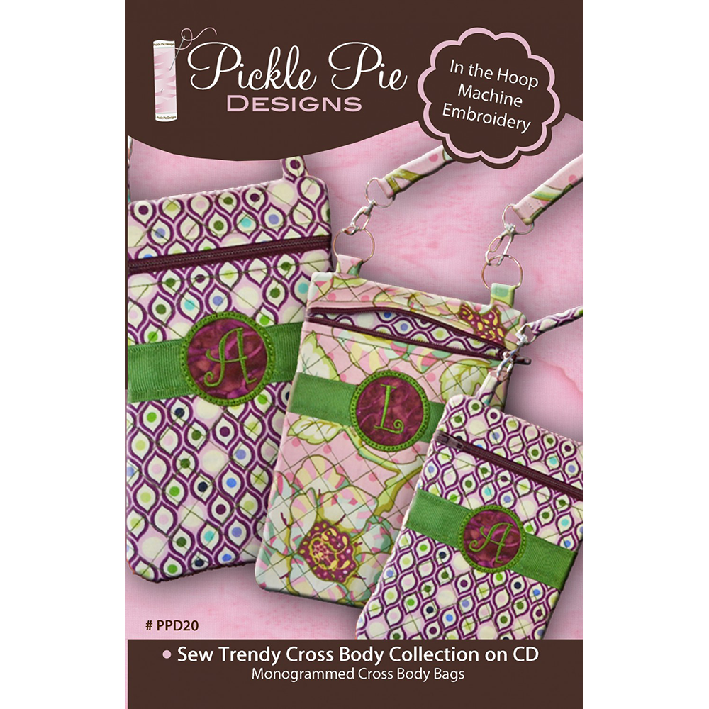 Pickle Pie Designs Sew Trendy Collection (PPD20)