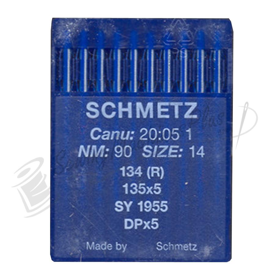Schmetz S134R Needle 125/20-10pk.