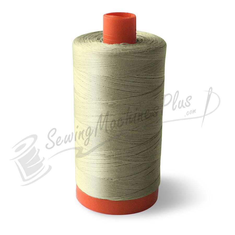 Aurifil Cotton Mako 50wt Cream 1300m (2026)