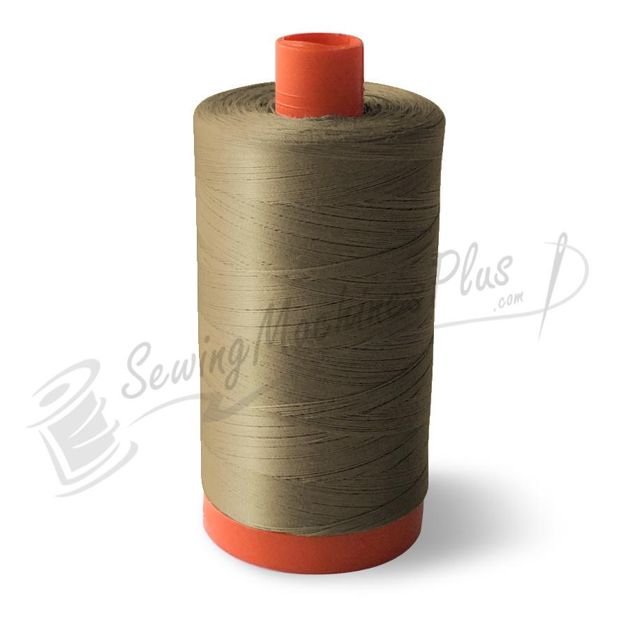 Aurifil Cotton Mako 50wt Linen 1300m (2325)