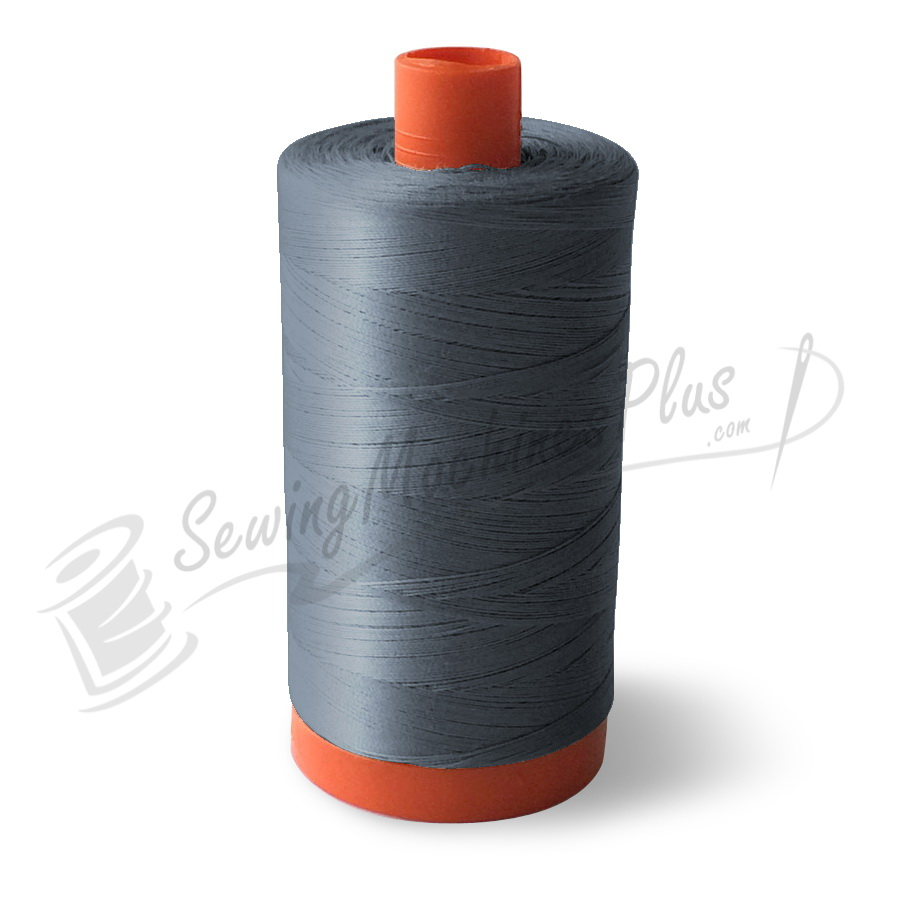 Aurifil Cotton Mako 50wt Lt Blue Grey 1300m (2610)