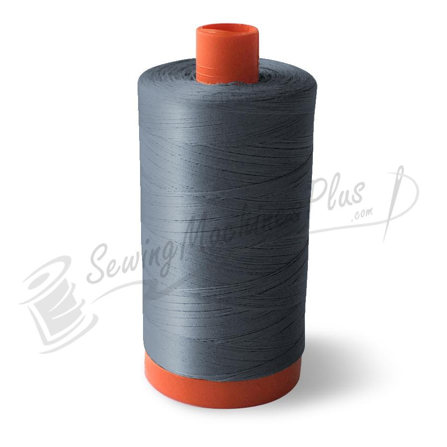 Aurifil Cotton Mako 50wt Lt Blue Grey 1300m (2610)