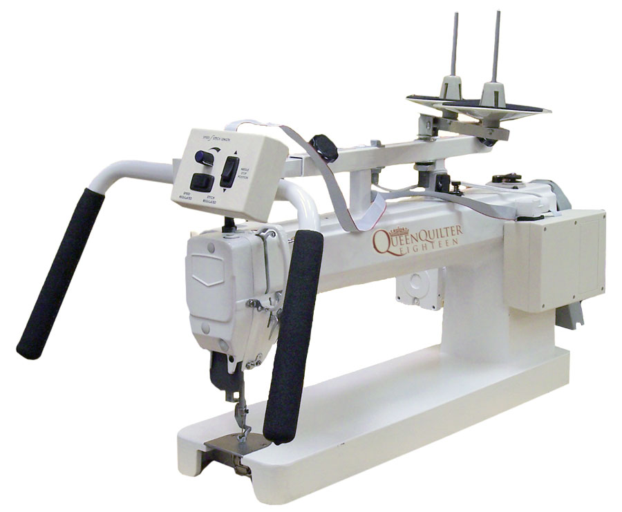Refurbished Queen Quilter 18 Long Arm Quilting Machine With Quilting ...