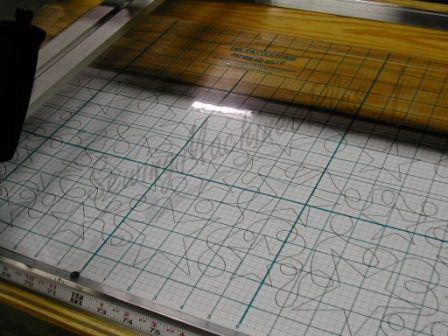 Colorado Quilting Company The Pattern Grid Jr