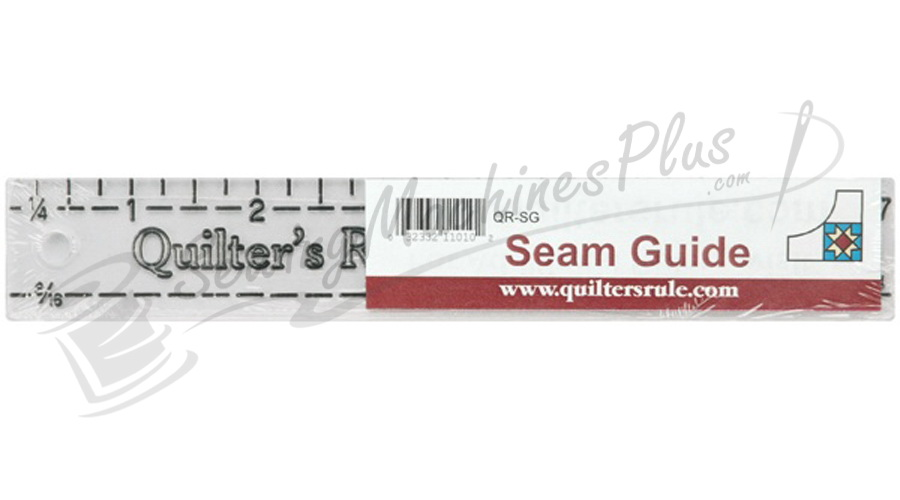 Quilters Rule Seam Guide
