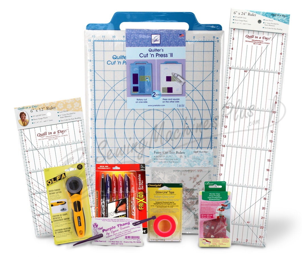 Quilter's Accessory Package
