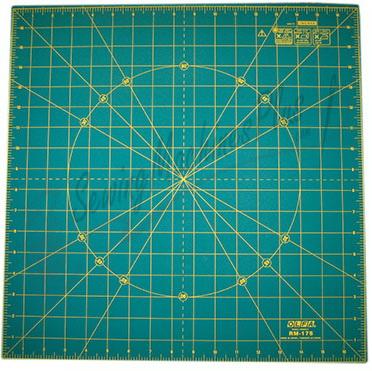 "Olfa Spinning 17"" Self-Healing Rotary Mat (RM-17S)"
